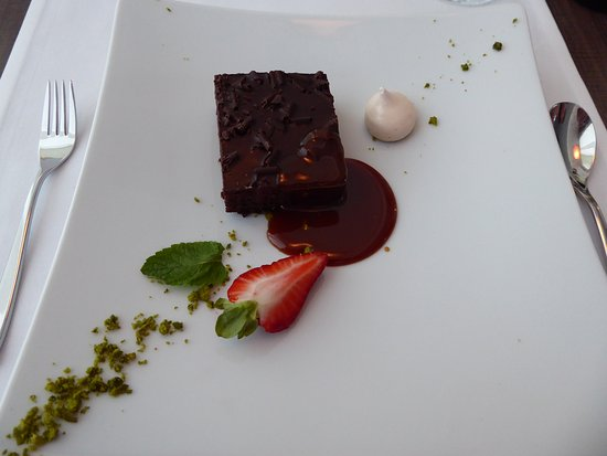 Steigenberger Hotel Bremen: Dessert