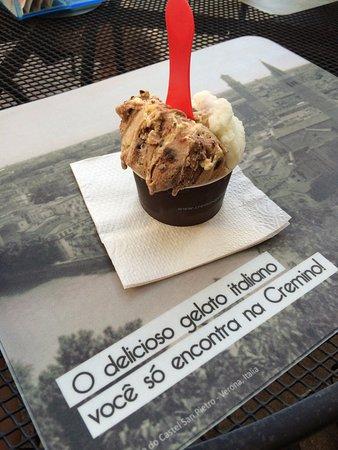Cremino Gelato E Caffe: Sorvete delicioso!