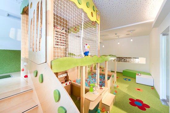 Thermenhotel Vier Jahreszeiten: Neue Kinderecke im Vier Jahreszeiten Loipersdorf