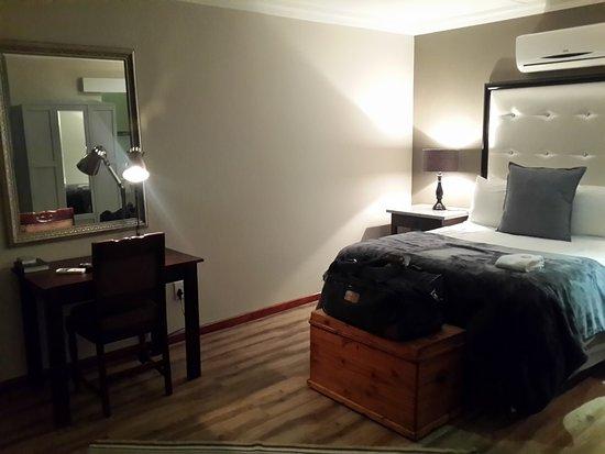 Queenstown, Sudáfrica: Sleeping room