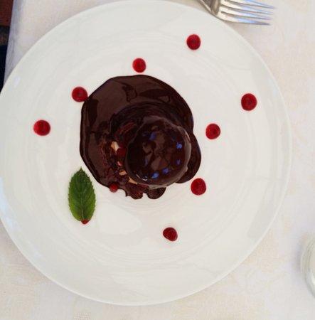 Puy-de-Dome, France: Dome chocolat