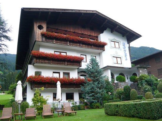 Rissbacher Hof: Le batiment hôtelier