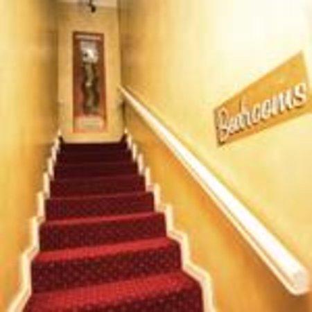 Bridgend, Irlanda: stairway