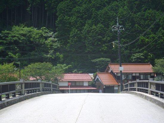 Izumo Kaido Shinjoshuku Yadobacho Historical Preservation Area