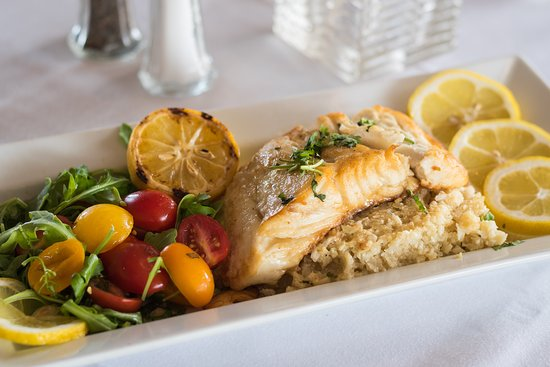 Belmar, NJ: Chilean Sea Bass with Riced Cauliflower
