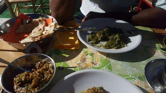 Punjabi: Ottima cena ottima cortesia nel servizio lo consiglio vivamente