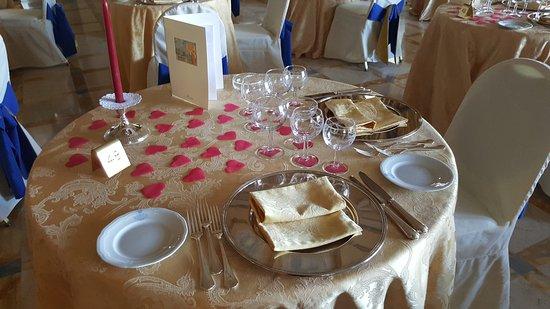 San Valentino Tavolo.Tavolo Cena Di San Valentino Foto Di Regina Palace Stresa