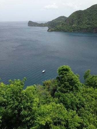 Le Marin, مارتينيك: Baie à Sainte Lucie
