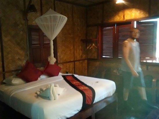 Pakbeng, Laos: Mekong Riverside Lodge