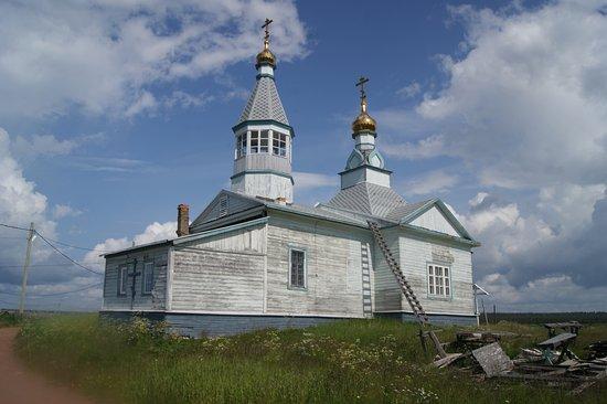 Kashkarantsy, Russland: Церковь в Кашкаранцах