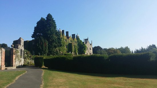 Eastwell Manor: 20160817_084250_large.jpg