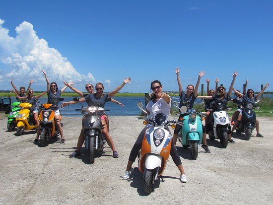 Port City Moped