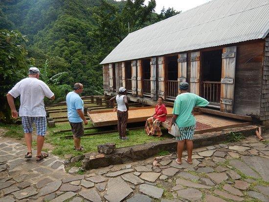 Vieux-Habitants, Guadeloupe: La Grivelière