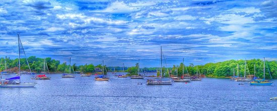 Gananoque, Canada: Wonderful afternoon to Sail....!