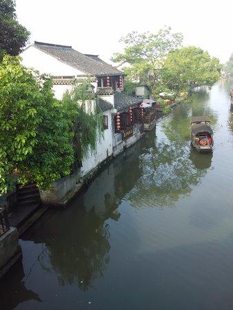 Jiashan County, China: 古鎮中的美唯有親臨才能感受