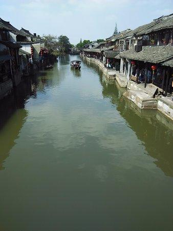 Jiashan County, China: 我很喜歡古鎮的優美