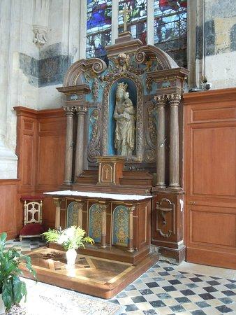 Eglise Saint Acceul d'Ecouen