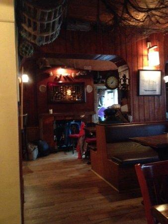 Letterfrack, Irland: Veldon's - un aperçu de la déco