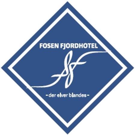 Sør-Trøndelag, Norvège : Logo Fosen Fjordhotel