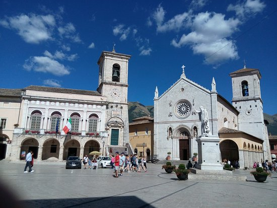 Piazza San Benedetto