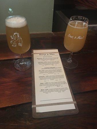 Ambler, เพนซิลเวเนีย: beer list and beers