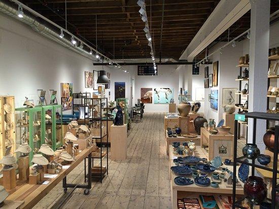 Buckland Merrifield Gallery