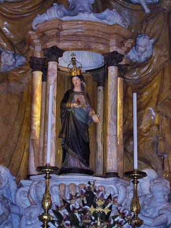 Santuario della Madonna Miracolosa : Madonna di Taggia