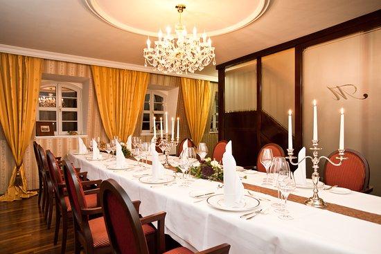 Restaurant Moritz: Room Private Dining