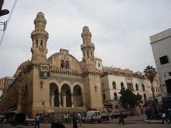 Αλγέρι, Αλγερία: mosqué ketchawa