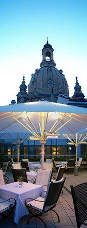 Terrasse Restaurant Moritz
