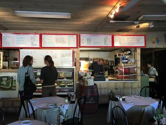 Italian Restaurants Kenwood Ca