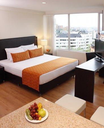 Estelar Apartamentos Medellin: Aparta Suite