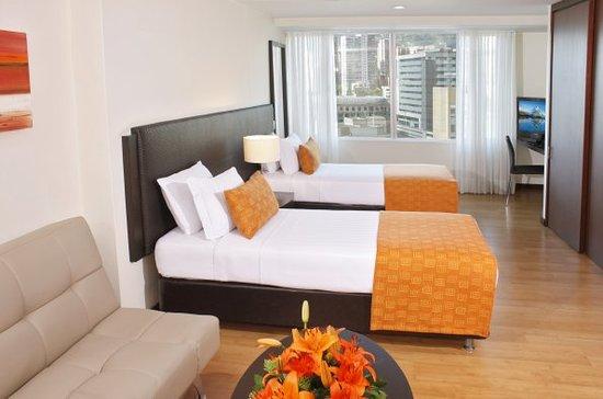 Estelar Apartamentos Medellin: Aparta Suite Double