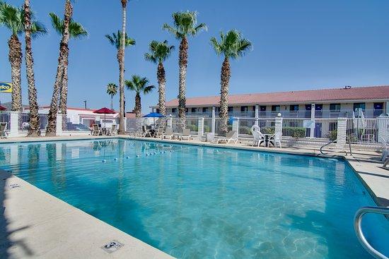 Casa Grande, AZ: Pool