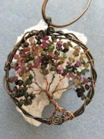 Crystals, Bangles & Beads