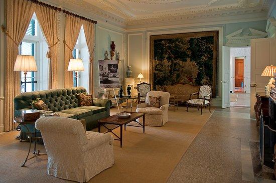 เลอโนซ์, แมสซาชูเซตส์: The living room