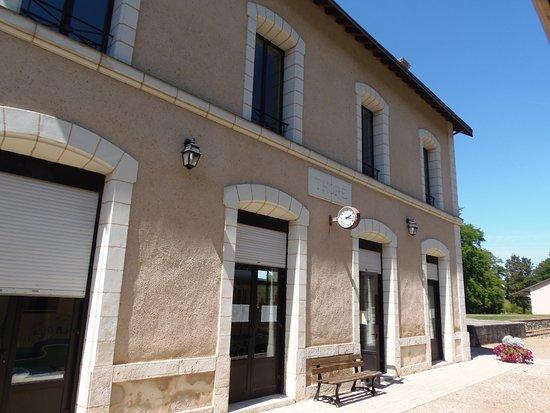 Thore-la-Rochette, ฝรั่งเศส: Thore Station