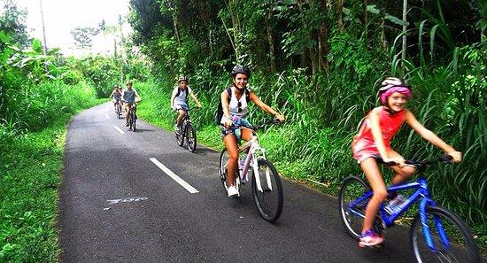 Blahbatuh, Indonésie : ubud cycling