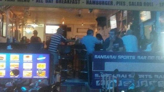 Sansabai Sports Bar