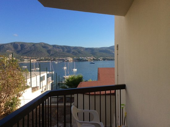 Intertur Palmanova Bay: Balcony view from room 574