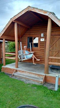Cape Hatteras KOA Resort: KOA 1 Room Camping Cabin, Hatteras NC