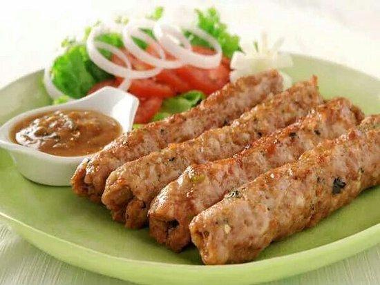 Lismore, Australia: Seekh kebab