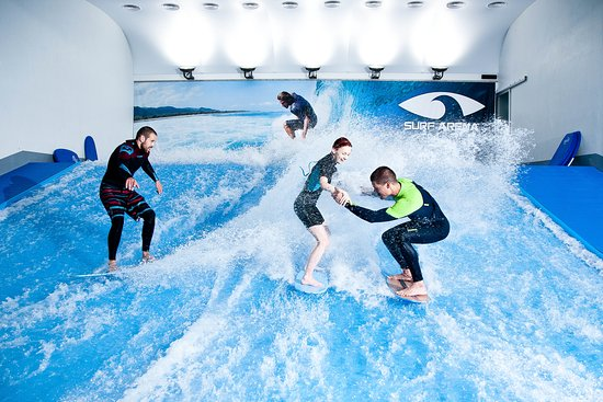 SURF ARENA Prague