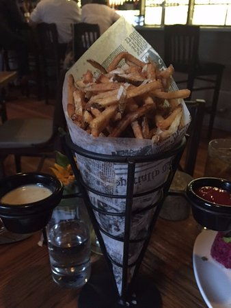 Dorset, VT: Truffle Fries