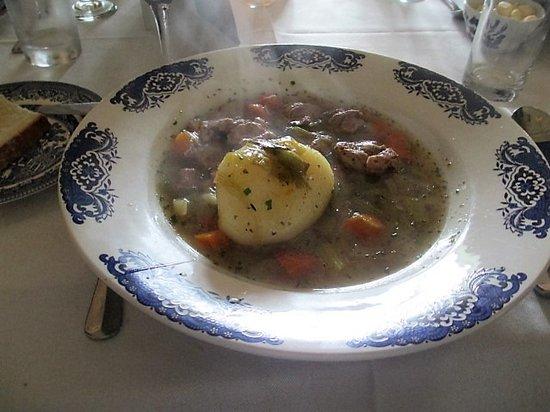 Muckross Traditional Farms: Delicious Irish Stew!