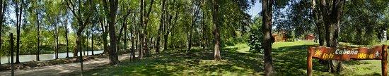 Los Reartes, Аргентина: Un sector del parque