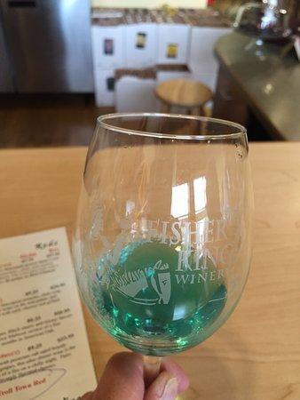 Mount Horeb, WI: Blueberry Wine