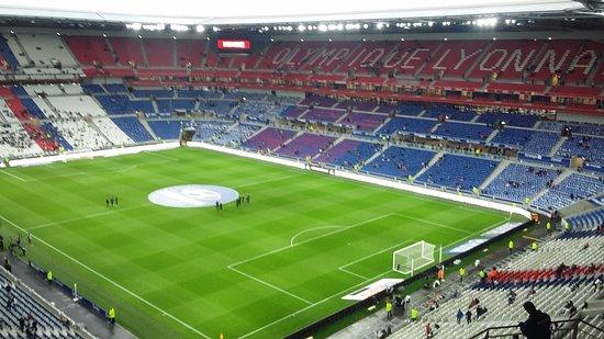 Visite Du Groupama Stadium Le Stade Des Lumieres