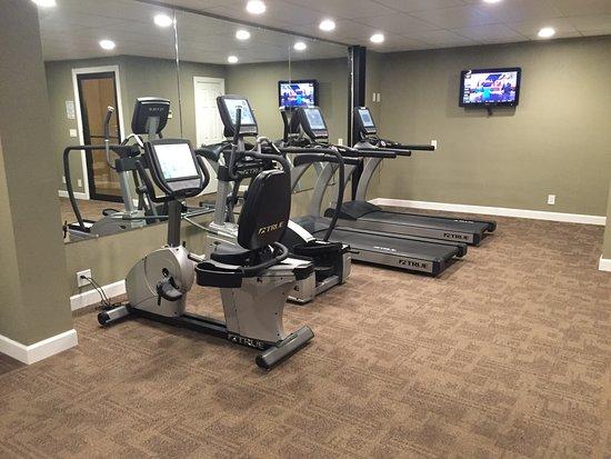 Massena, NY: exercise room