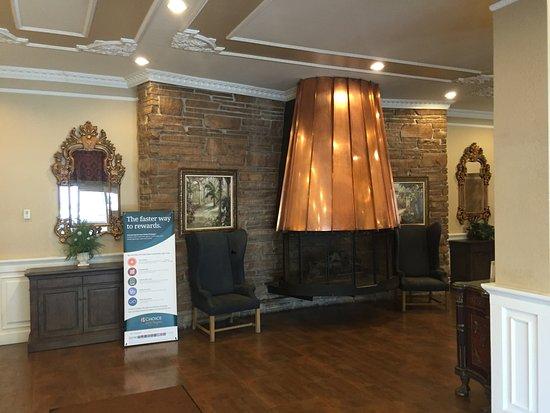 Massena, NY: Lobby